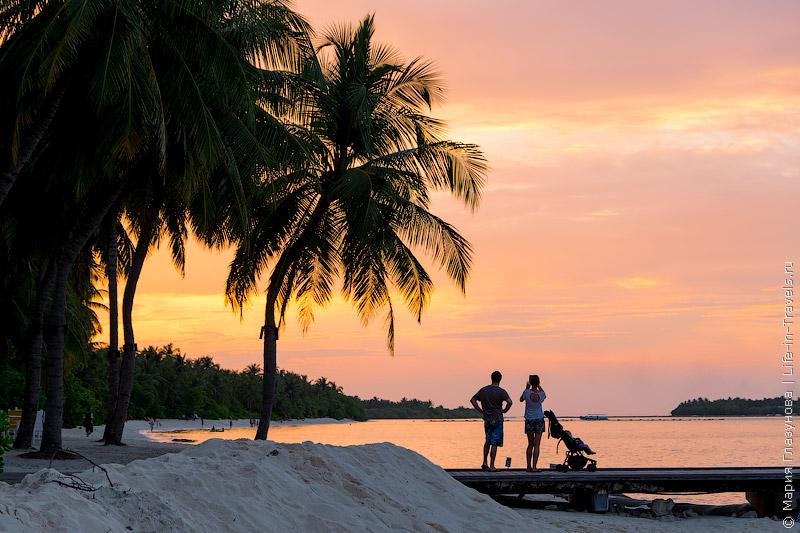 Sun Island Resort & SPA 4* - один из самых крупных отелей на Мальдивах, отдых приватном острове