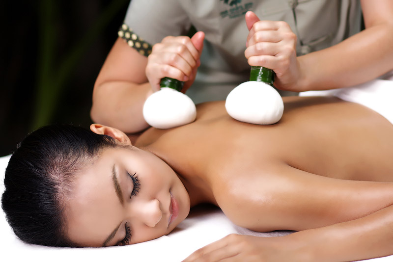 Oasis Spa King of Oasis Signature Massage
