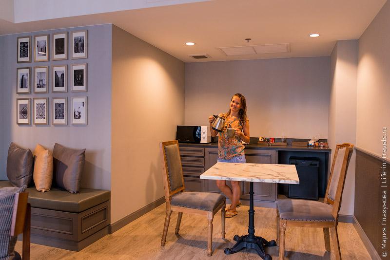 Well Hotel Bangkok –стильный бутик-отель в популярном районе Сукхумвит, Бангкок