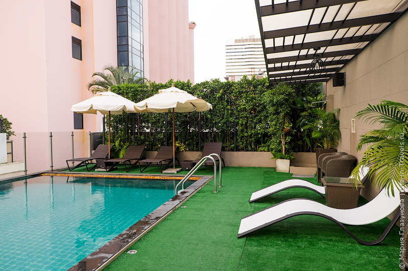 Well Hotel Bangkok – стильный бутик-отель в популярном районе Сукхумвит, Бангкок