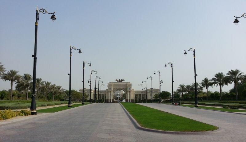 Дворец шейха Дубая
