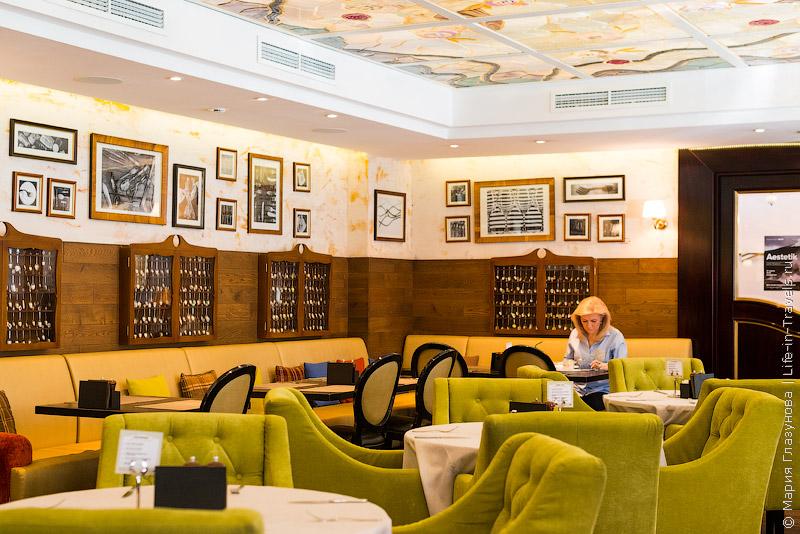 Demetra Art Hotel в Санкт-Петербурге – стильный отель в сердце города