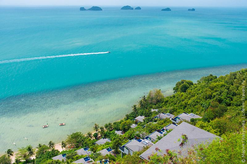 Conrad Samui – комплекс шикарных вилл с бассейном и приватным пляжем на Самуи