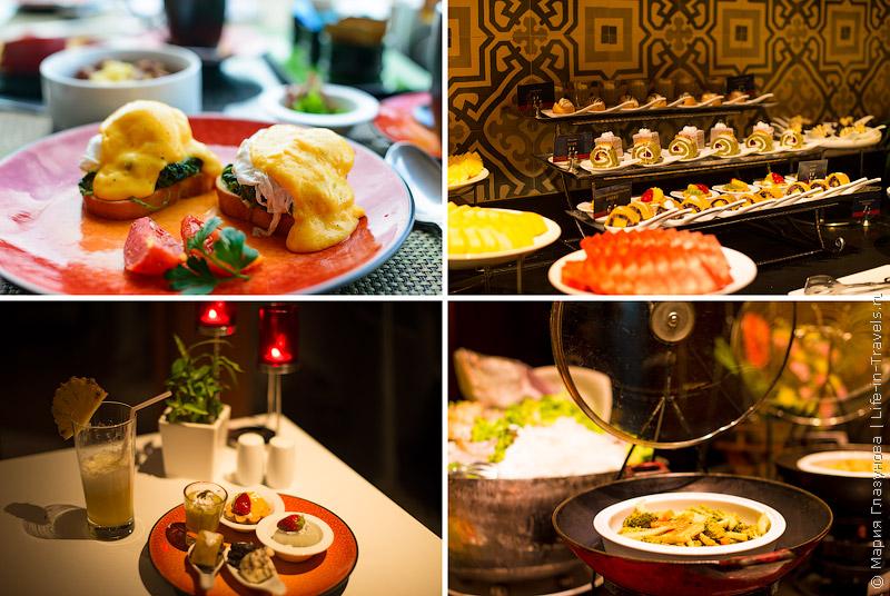Intercontinental Samui – роскошный отель с виллами и панорамным рестораном/баром на Самуи