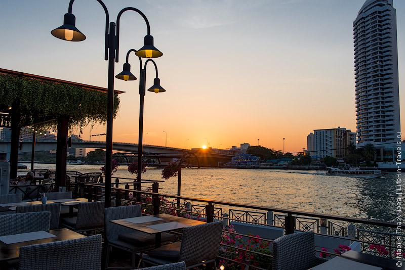 Riva Surya Bangkok – приятный отель в центре Бангкока рядом с популярной улицей Каосан