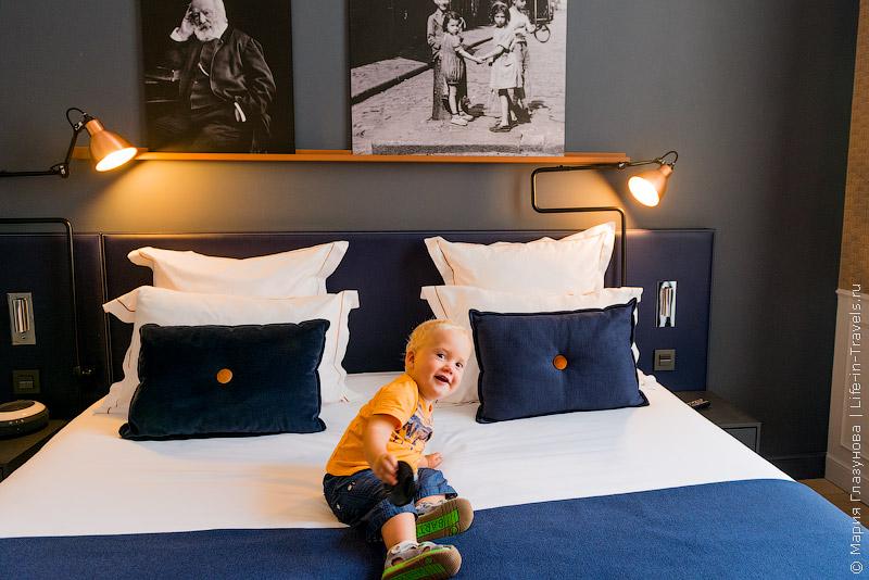 Hotel Square Louvois - приятный бутик-отель в центре Парижа