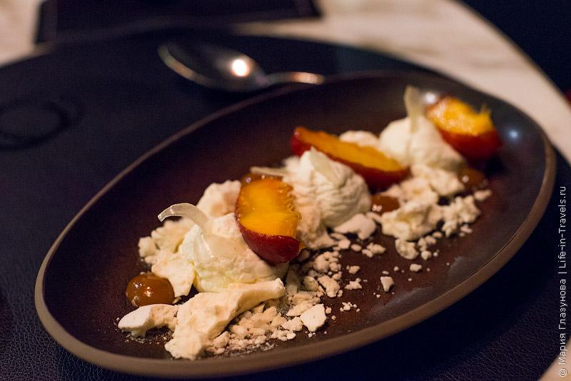 Limon - ресторан изысканной кухни в Париже