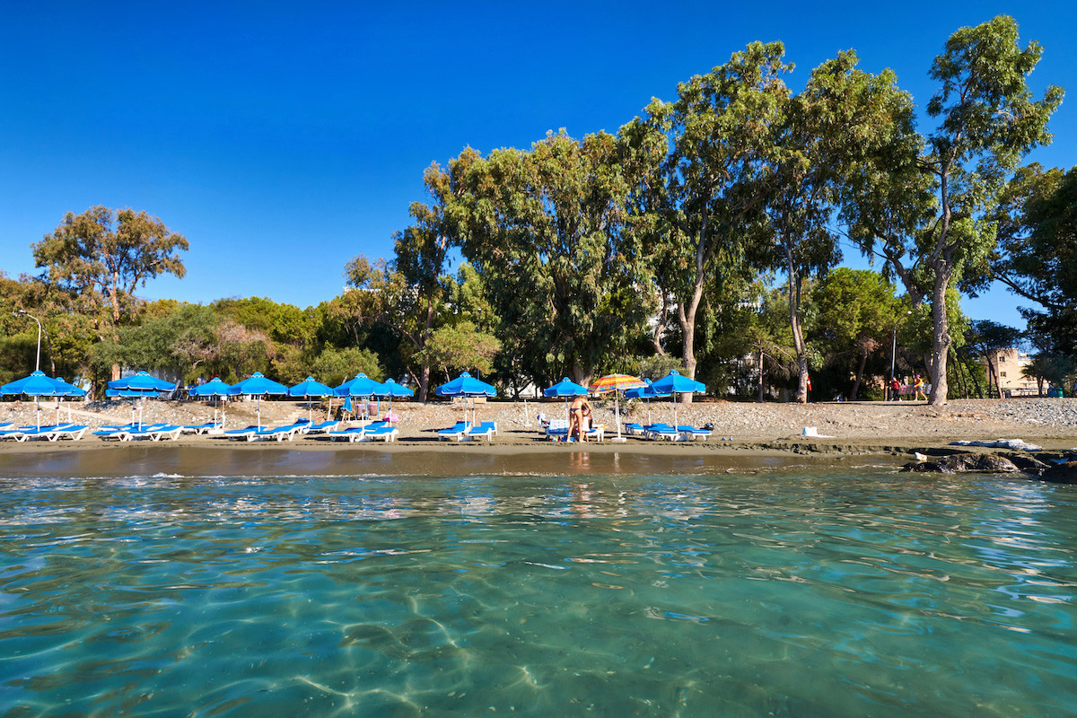 пляжи Кипра: Dasoudi-Beach