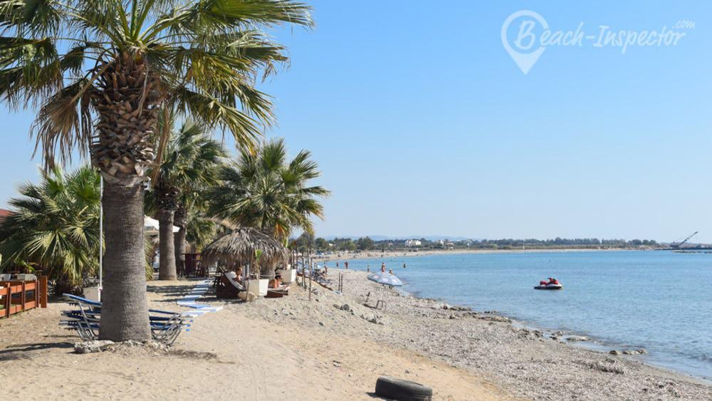 Geroskipou Beach пляжи Кипра Лучшие пляжи Кипра – с белым песком, для тусовок, для отдыха с детьми  D0 9F D0 BB D1 8F D0 B6 D0 B8  D0 9A D0 B8 D0 BF D1 80 D0 B0 Geroskipou Beach