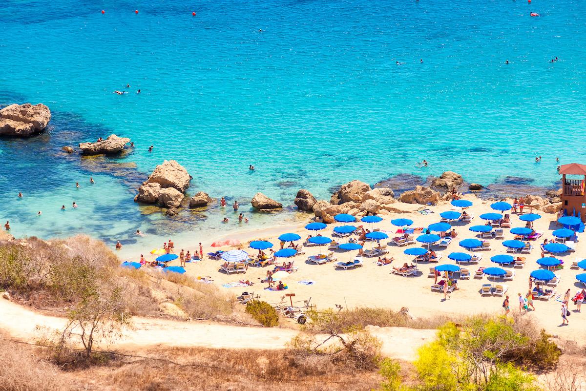 Коннос Бэй пляжи Кипра Лучшие пляжи Кипра – с белым песком, для тусовок, для отдыха с детьми  D0 9F D0 BB D1 8F D0 B6 D0 B8  D0 9A D0 B8 D0 BF D1 80 D0 B0 Konnos Bay Beach