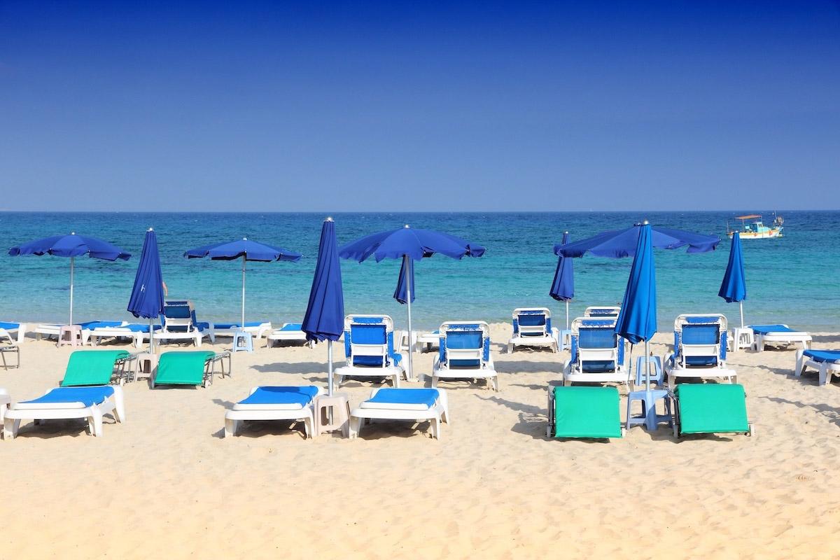 Landa Beach