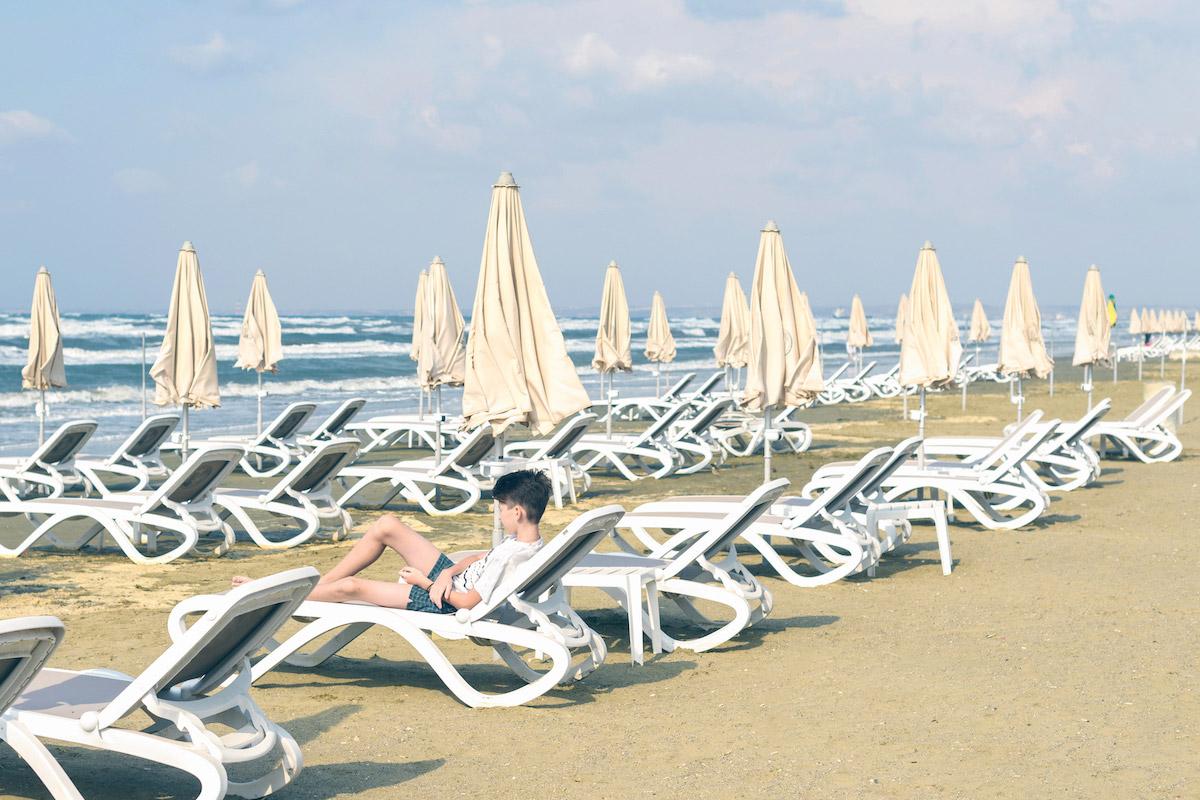 пляжи Кипра: Mackenzie-Beach