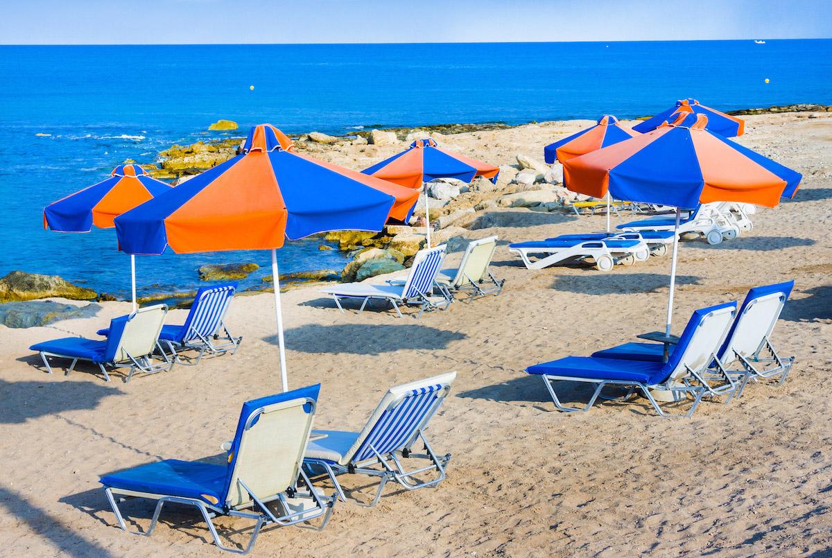 пляжи Кипра: Pachyammos Beach