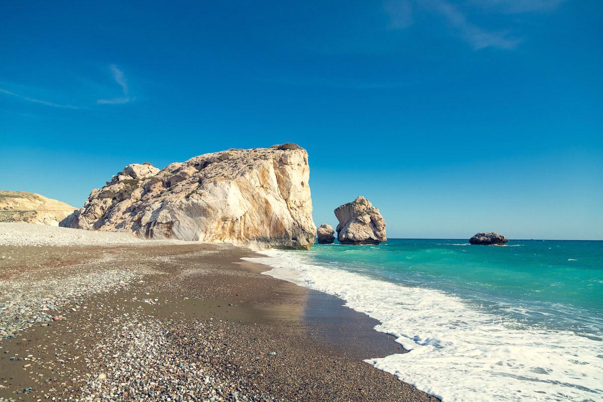 пляжи Кипра: Aphrodite Beach