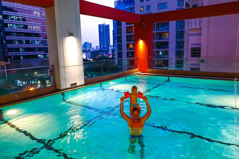 Bandara Suites Silom – комфортные апартаменты в Бангкоке