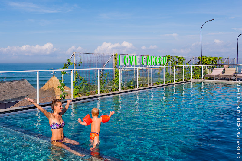 Aston Canggu Beach Resort – новый современный отель на пляже Бату Болонг в Чангу