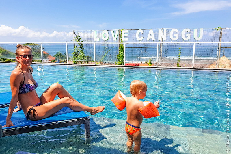 Aston Canggu Beach Resort – новый современный отель на пляже в Чангу