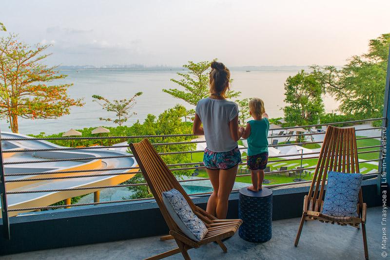 Navana Nature Escape - отель-оазис с собственным пляжем в Паттайе
