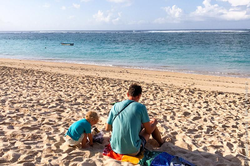 Пляж Пандава - Pandawa Beach, Bali