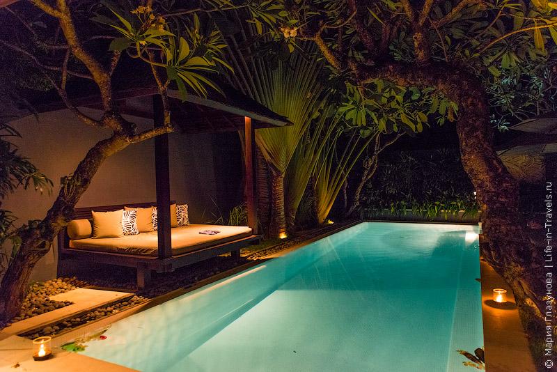 Kembali Villas – классные современные виллы в Семеньяке, Бали