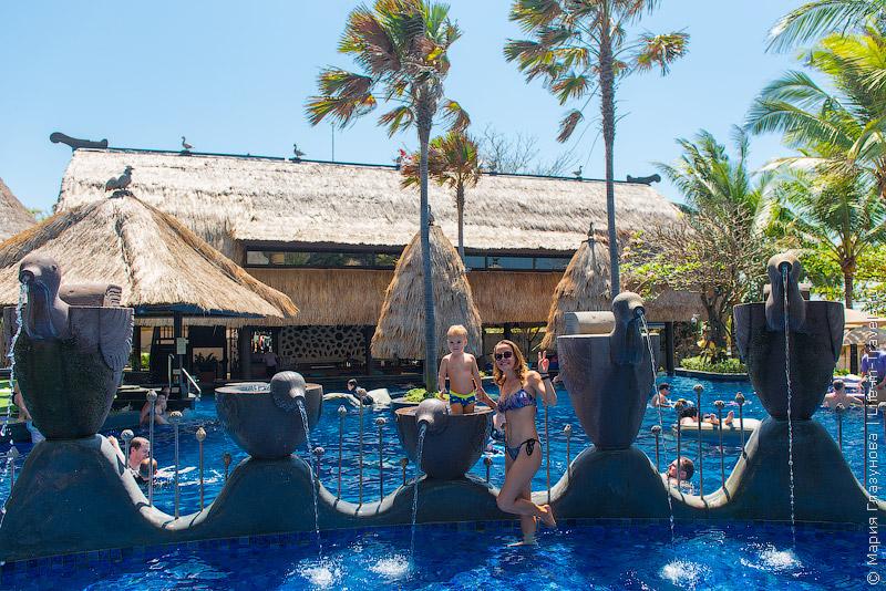 Holiday Inn Bali Benoa – семейный отель на Бали
