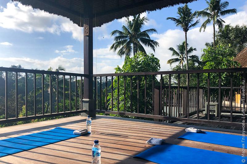 Hoshinoya Bali – японская атмосфера на Бали