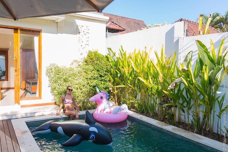Kae villas Seminyak – комфортные виллы с бассейном в Семиньяке, Бали