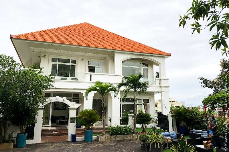 The Wind Boutique Resort – приятный отель с апартаментами в Вунгтау, Вьетнам