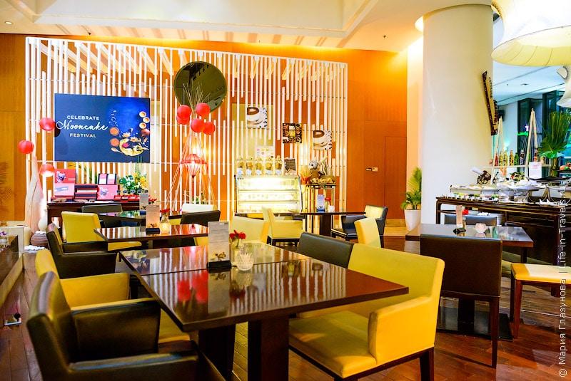 Parkroyal Saigon Hotel – хороший отель рядом с аэропортом
