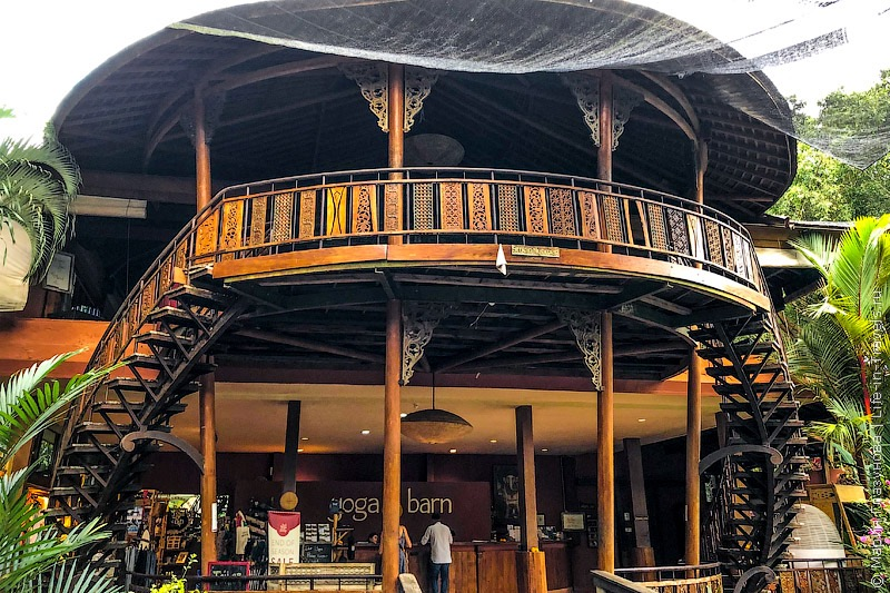 Йога на Бали и самая красивая йога-студия Yoga Barn в Убуде