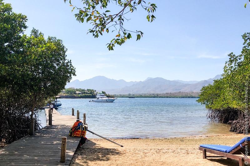 The Menjangan Resort –необычный отель на территории Западного национального парка Бали