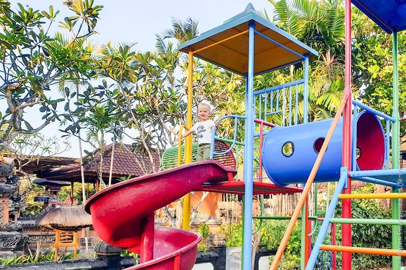 Ayodya Resort Bali – хороший отель 5* на первой линии в Нуса Дуа