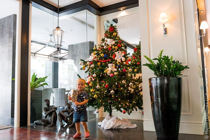 BYD Lofts Boutique Hotel – шикарный апарт-отель на Пхукете