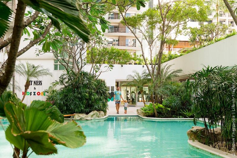 Dusit Thani Bangkok – хороший апарт-отель в центре Бангкока