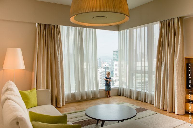 Lanson Place – приятные апартаменты с панорамными окнами на телебашню в Куала-Лумпуре