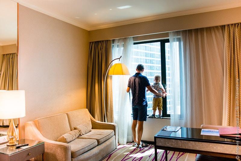 Dorsett Hotel – отель в центре Куала-Лумпура