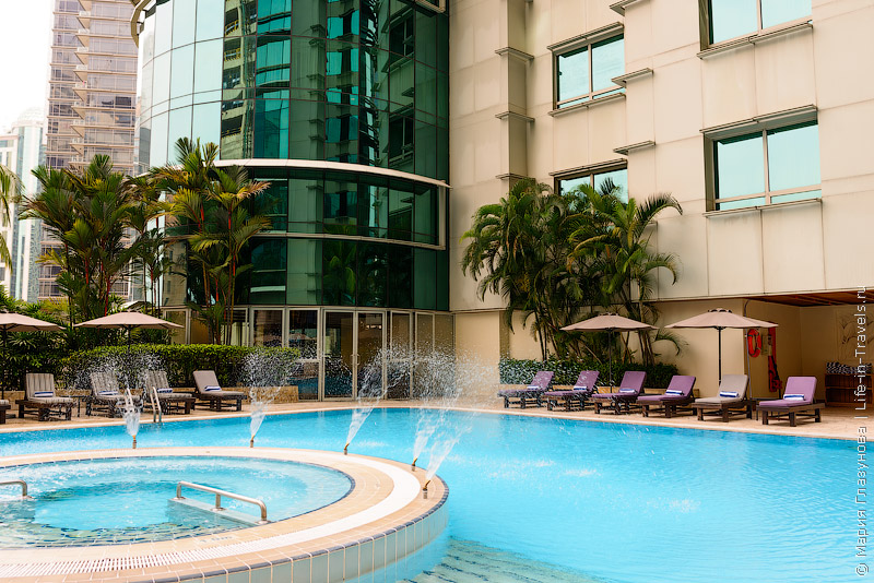 Pullman Kuala Lumpur City Centre – отель 5* в центре Куала-Лумпура