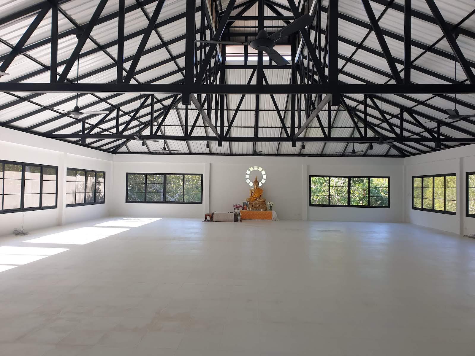Медитационный холл