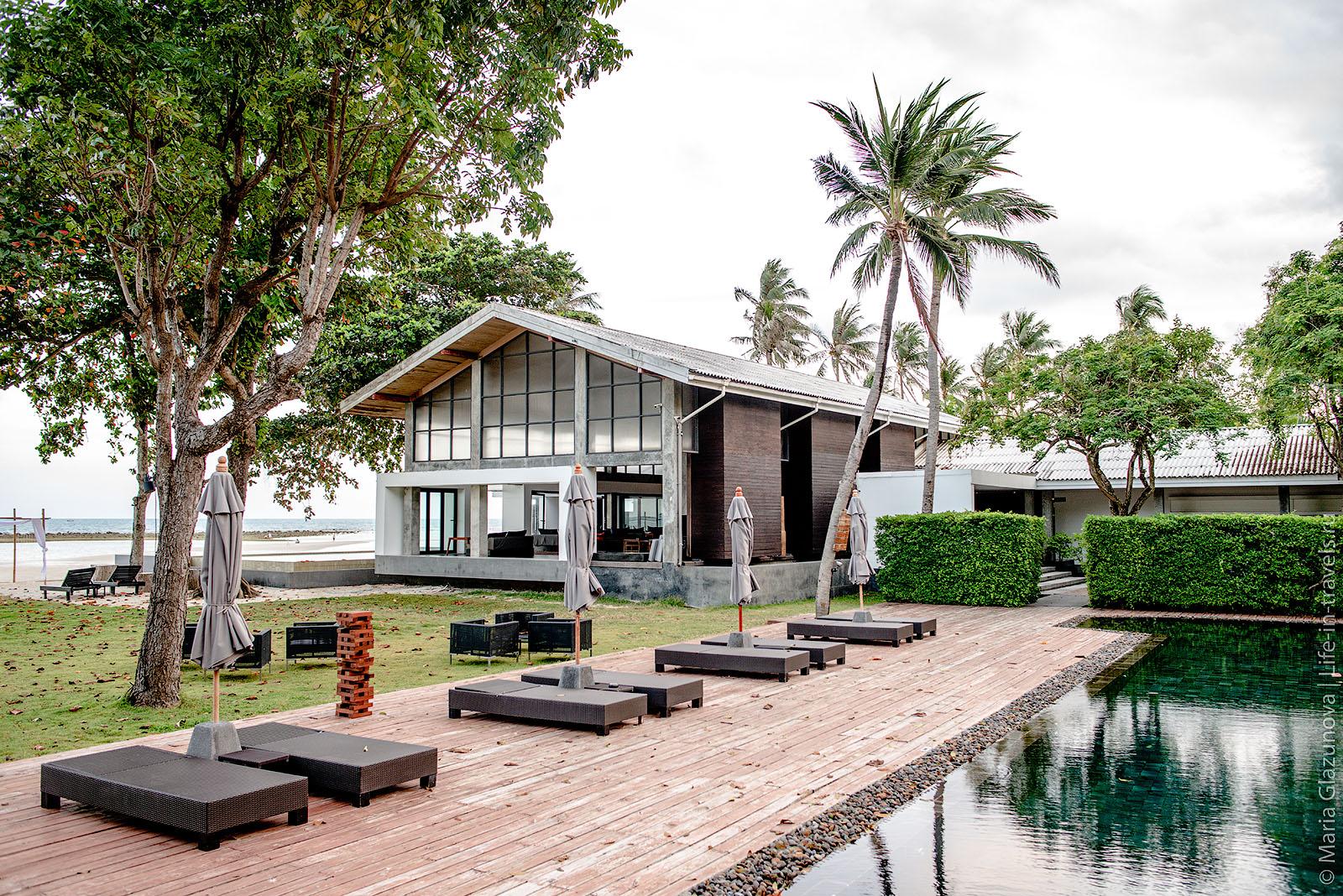 X2 Koh Samui Spa Retreat – классные виллы на Самуи