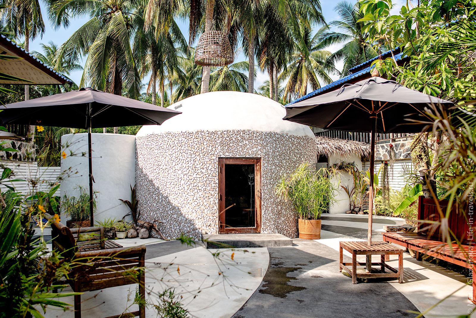 Wonderland Healing Center, Koh Phangan – йога на Пангане
