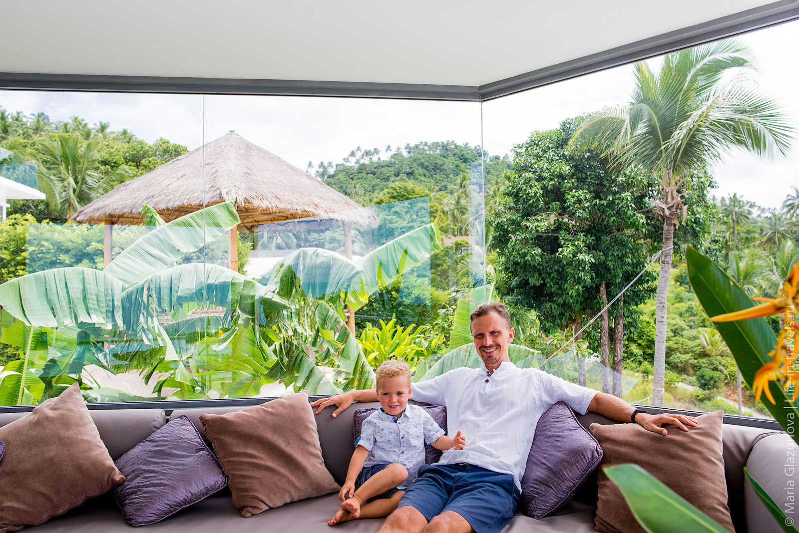Вилла на Самуи с шикарным видом – Paradise Villa Eden