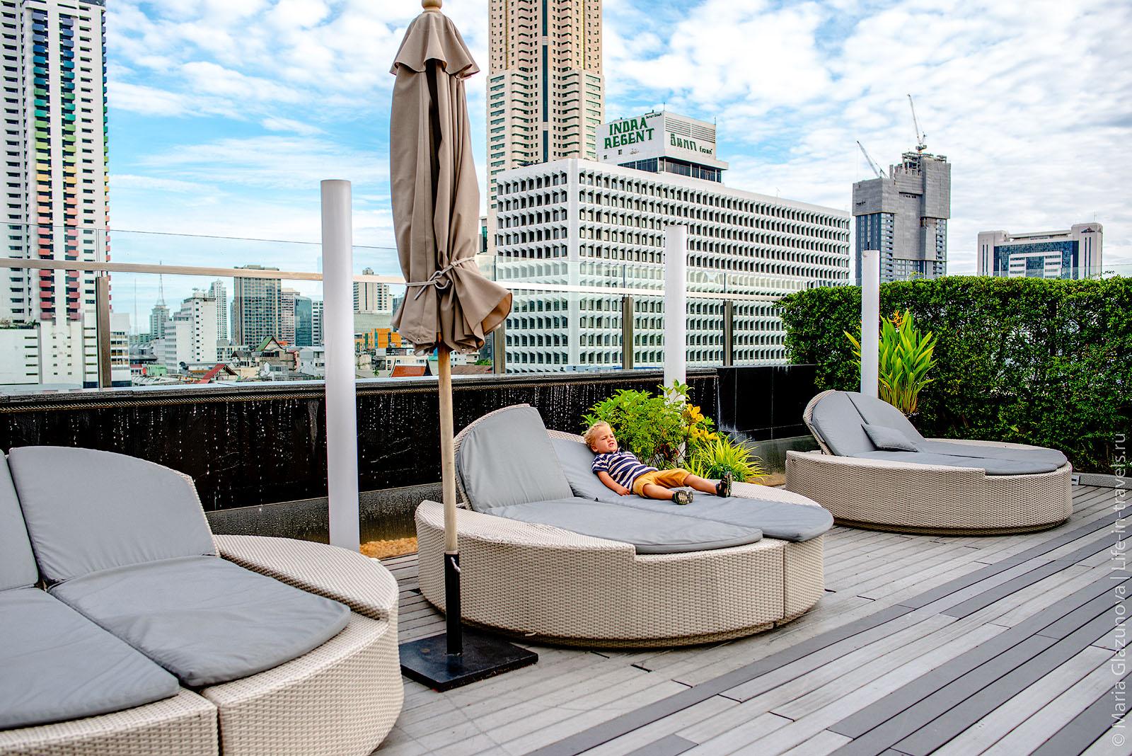 Centara Watergate Pavillion – отель в деловом центре Бангкока
