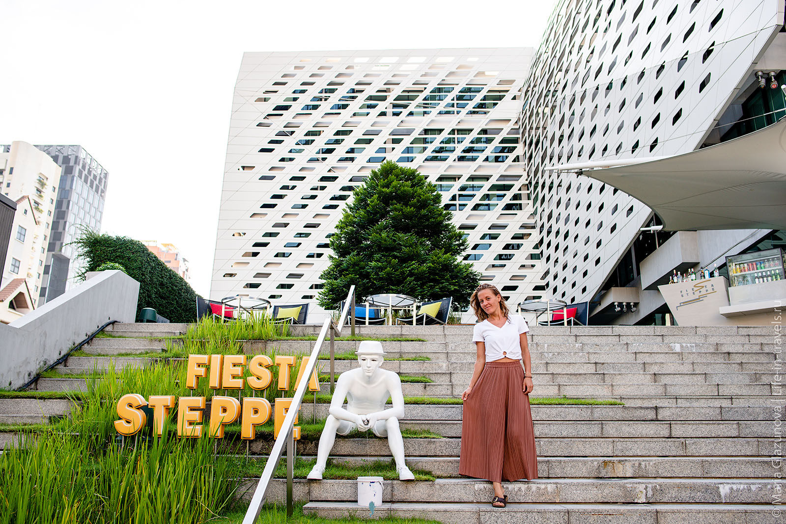 LiT Bangkok Hotel & Residence – стильный отель и апартаменты в Бангкоке