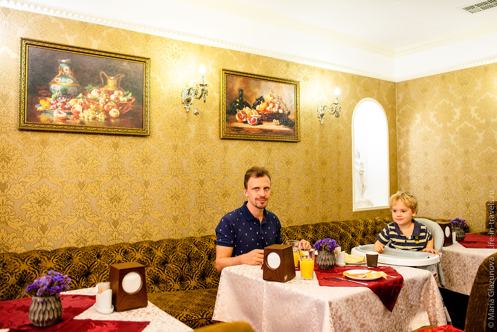 Бутик Отель Калифорния – приятный отель в центре Одессы